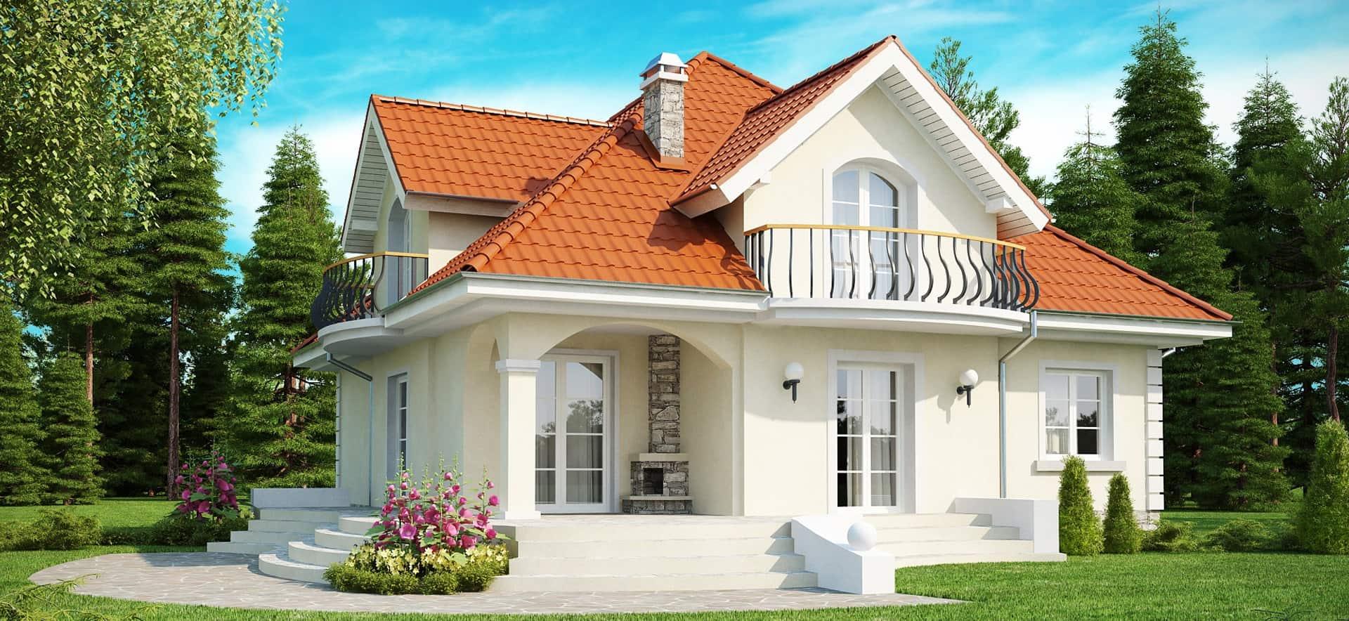 Отделка фасада дома что дешевле